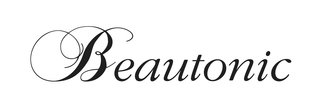 Beautonic Beauty Salon and Spa logos